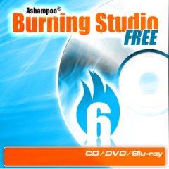 Скачать бесплатно Ashampoo Burning Studio Free