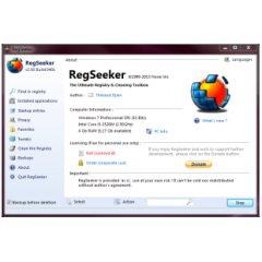 Скачать бесплатно RegSeeker