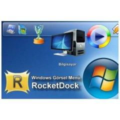 Скачать бесплатно RocketDock