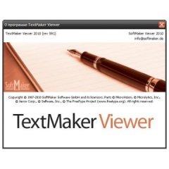 Скачать бесплатно TextMaker Viewer