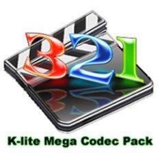 Скачать бесплатно K-Lite Mega Codec Pack