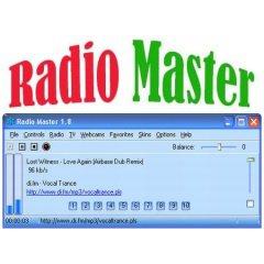 Скачать бесплатно Radio Master