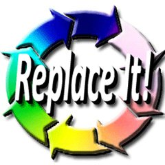 Replace it