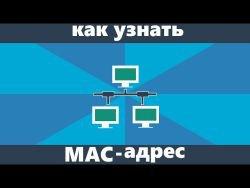 Как узнать MAC адрес компьютера на Windows в сети